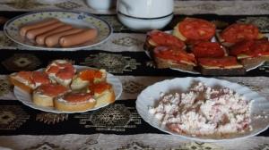 Ukraina middag